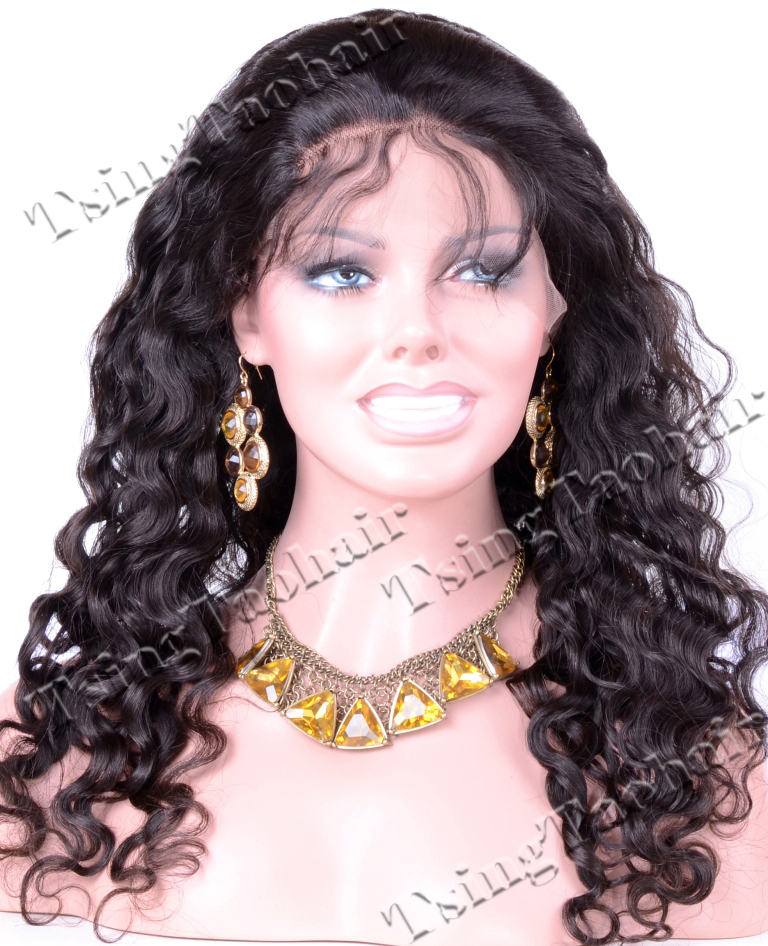 Lace Wigs Malaysian Virgin Hair Full Lace Wig